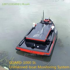 Unmanned-boat Monitoring System GUARD-1000ST Water