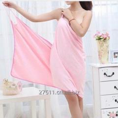 Ванна полотенца повелительницы девочек носимых