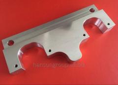 Aluminium cnc lathe machining