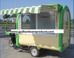 Mobile Food Kiosk (CE&ISO9001