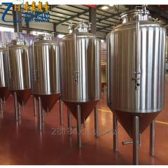 Hot sale 50L conical  beer fermentation tank for