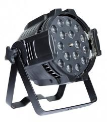 Dj Light, Pro LED Par Light,18*12W 6in1 LED Par