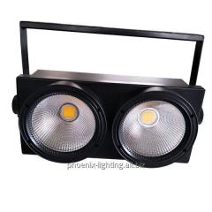 LED Backlight, Theatrical Lighting, 2*100W COB LED