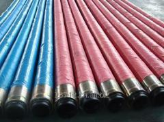 Steel Wire Reinforced Concrete Hose with...