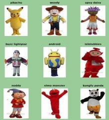 Costumes pour les enfants pour le carnaval