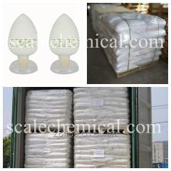 Copolymer/coolant/ester plasticizer: Sebacic Acid