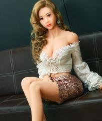 Big Breast Ass Skinny Waist Silicone Real Sex Doll