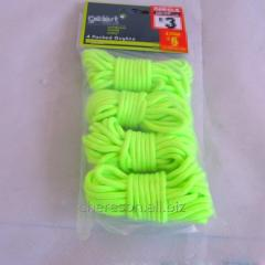Guy line flourescent rope PP Nylon poly rope