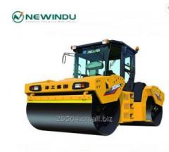 Mini New Vibratory Road Roller Compactor XD132 for