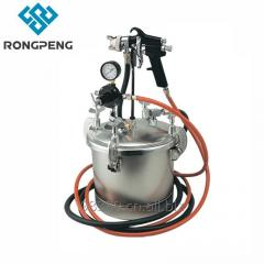10 Liters Spray Paint Pressure Pot Tank with Air