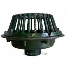 "21504 Series 15 1/4"" Large Sump Cast Iron"
