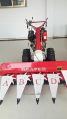 Paddy Reaper Machine for Rice and Wheat with