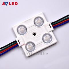 4Leds SMD5050 Injection RGB LED Module