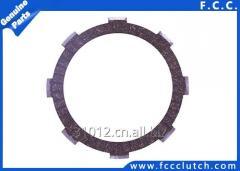 FCC Original Clutch Plate Friction Disc for Honda