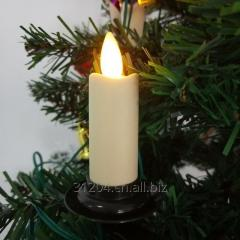 Electric Dancing Flame Pillar Flickering Christmas