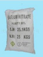 Industrial Barium Nitrate 99.3%