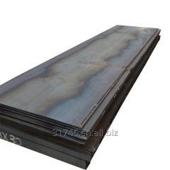 China steel plate sheet