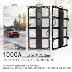 Outdoor LED display P 4.81