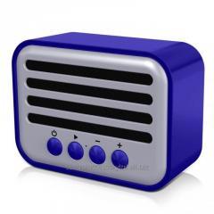 NR-102 Открытый Малый спикер дизайн Поставщик MP3