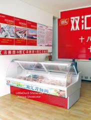 Commercial Retail Refrigeration Showcase
