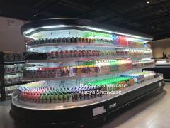 Supermarket Refrigerated Display Cabinet