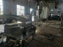 Milling machine for food, dried vegetables