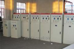 Electric furnace control system