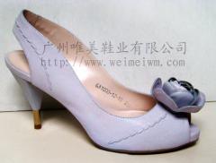 真皮女鞋厂家 GA1000-12-10