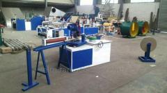 Станок для производства картонных втулок