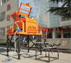 JS high quality concrete mixer