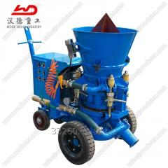 Construction machinery small size refractory
