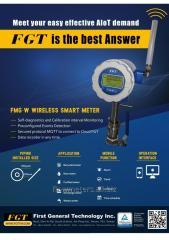 FMG-W Wireless Flow meter