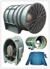 [Copy]  DTF series axial tunnel fan