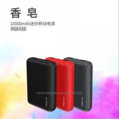 PGX-F10 10000mAh Мини мобильное зарядное