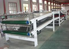 Automatic paperboard delivery stacker machine
