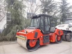 Hydraulic Double Drum Double Wheel Drive