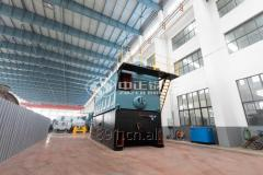 Industrial 6 ton coal fired steam boiler used for
