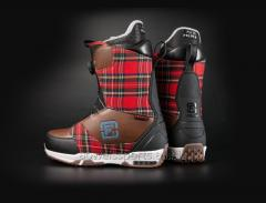 Snowboarding shoes snowboarding boots snowboarding shoes cut flat overall sole