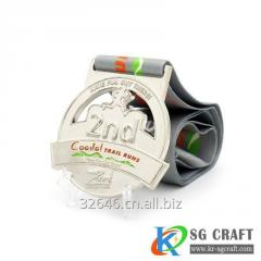 Custom high quality medals with logo your own