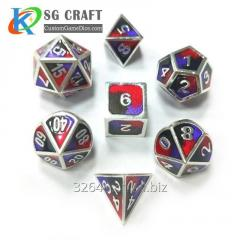 Custom High Quality Dice Of Various Sizes
