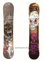 Snowboard men's new 166cm