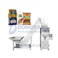 Semi automatic granule packing machine  food