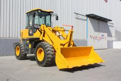 SYNBON 1.6TON WHEEL LOADER SY916 with  Snow cleaning equipment