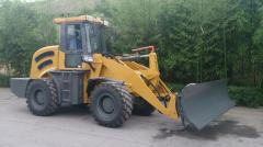 SYNBON 1.6TON Wheel Loader SY916E  with high