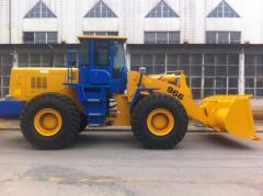 SYNBON 6ton Wheel loader  SY966 with Weichai  engine 175KW