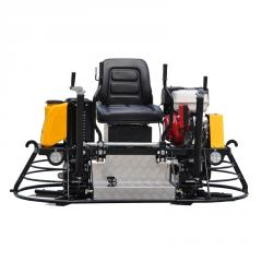 Hydraulic drive Ride On Power Trowel Concrete Finish Trowel Machine