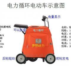 石墨烯电力循环电车行李箱