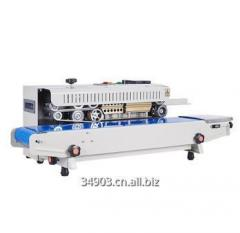 Plastic bag band sealing machine With Date