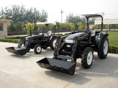 SYNBON Machine SY404  4wd China Tractor With Front