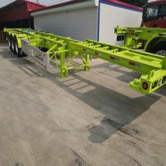 3 Alexs 45FT Container Chassis semitrailer